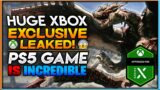 Huge Xbox Series Exclusive Leaked Online   PS5 Game is Mind-Blowing   News Dose