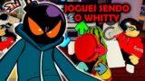 JOGUEI BALLISTIC SENDO O WHITTY – Roblox Friday Night Funkin
