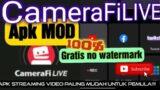 LIVESTREAMING Video/Game Facebook,Youtube,Twitch,Restream,RTMP,RTSP,USTREAM,SRT&WOWZA.CameraFiLive