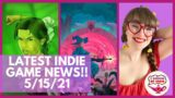 Latest Indie Game News 5/15/21 | I Dream of Indie Weekly Recap