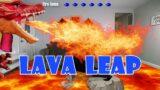 Lava Leap (Floor Is Lava Activity For Kids)