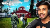MOVING COW & PIGS TO BARN | RANCH SIMULATOR GAMEPLAY #4