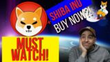MUST WATCH HUGE NEWS! THIS IS GAME-CHANGING! SHIBA INU COIN | SHIBA INU PRICE PREDICTION