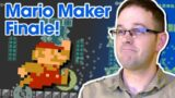 Mario Maker – My kid's levels – Episode 4