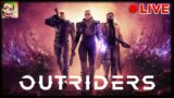 Outriders Early Access Thank You Square Enix For The Key!