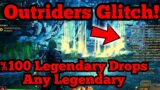 Outriders – Get 100s of Legendaries in minutes!