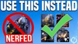 Outriders Nerf! How to Survive in the New Update! Best Defensive mods