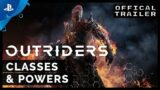 Outriders: The Official Outriders Cinematic Release Trailer   Square Enix Presents 2021