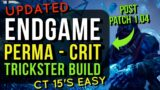 Outriders – UPDATED ENDGAME PERMA CRIT TRICKSTER BUILD – POST PATCH 1.04 – NEW META EASY GOLD CT 15s