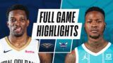 PELICANS at HORNETS   FULL GAME HIGHLIGHTS   May 9, 2021