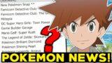 POKEMON NEWS! New Trailers, Pokemon Journeys Anime, Future Games And More!