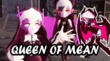 QUEEN OF MEAN [FNF Mod] Sound Sarvente Animation