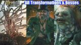 RE8 All House Leaders Transformations & Boss Fights – Resident Evil Village