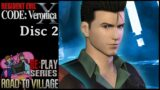 Resident Evil CODE: Veronica X Disc 2 [GC]   Road to VIllage
