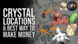 Resident Evil Village Crystal Locations & Making Easy Money