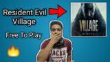 Resident Evil Village Demo Download