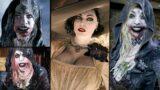Resident Evil Village – Lady Dimitrescu Daughters No Damage Boss Fight PS5 4K (Hardcore)