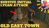 Resident Evil Village – Surviving East Old Town Werewolf Lycan Attack Walkthrough/Guide (RE8)