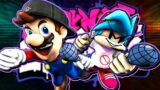 SMG4: If Mario Was In Friday Night Funkin 2
