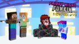 SNEAK PEEK Minecraft Mod v3 – Friday Night Funkin'