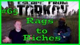 Shotgun on Shoreline getting tasked done|Escape From Tarkov: Rags to Riches | Episode 65