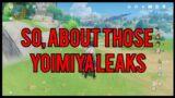 So, About Those Yoimiya Leaks | Genshin Impact