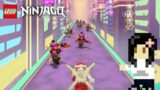 Speedway Five-Billion?! | Ninjago: Prime Empire Video Game – The Keytana Quest!