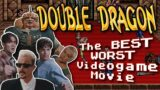 The BEST Worst Videogame Movie: DOUBLE DRAGON   RTS