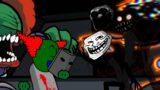 Tricky VS Trollge (FNF Animation)