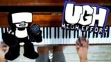 Ugh –  Friday Night Funkin [Piano Cover] – Tankman