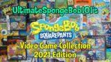 UltimateSpongeBob101's SpongeBob Video Game Collection! (2021 Edition)