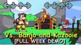 Vs. Banjo and Kazooie [FULL WEEK DEMO] – Friday Night Funkin Mod