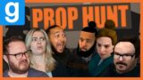 We are Video Game TRASH – Funhaus Plays Gmod Prop Hunt