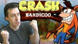 Were Video Games Harder In The 90's? Crash Bandicoot