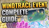 Windtrace Event Complete Guide (FREE 420 PRIMOGEMS! AFK AS REBEL!) Genshin Impact New Event