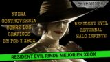 XBOX SERIES X MUESTRA UN RENDIMIENTO SUPERIOR CON RESIDENT EVIL VILLAGE – playstation 5 – returnal