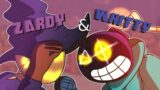 Zardy vs Whitty || Friday night funkin' (Foolhardy x Ballistic) FOOLLISTIC