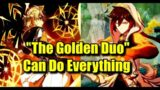 """Zhongli Albedo """"The Golden Duo"""" is the Best Team in Genshin Impact with Guide & Explanation"""