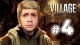 alanzoka jogando Resident Evil Village – Parte 4