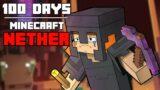 100 Days – [Minecraft Nether]
