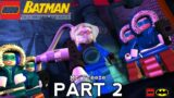 LEGO BATMAN THE VIDEO GAME Walkthrough Gameplay On Android Part 2 – AN ICY RECEPTION