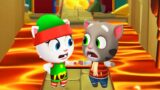 Talking Tom Friends #Shorts Funny Gameplay Walkthrough Android, iOS | BG Game – 20210108_143808_1_1