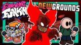 5 NEWGROUNDS FNF Mods (Tricky, Ritz, Stickmin) Easter Eggs / Explained (Friday Night Funkin')