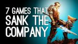 7 Disastrous Games That Sank the Company