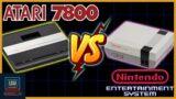 Atari 7800 VS Nintendo Entertainment System – Atari 7800 Part 2 – Video Game Retrospective