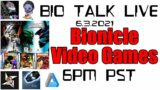 BIONICLE Video Games – Bio Talk Live