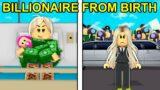 Billionaire From Birth.. (Roblox Brookhaven)