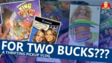 Board Games, WWE DVDs and Video Games – A Kuya Nate Thrift store Vlog Pickup Video