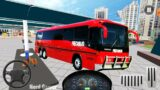 Coach Bus Driving Simulator – Select City, Bus & Drive With Controls #02 – Android / iOS Gameplay