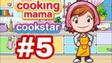 Cooking Mama : Cookstar – Walkthrough  Part 5 –  100% (Nintendo Switch Gameplay)